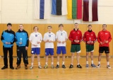1996 Baltic Cup 2013 all stars